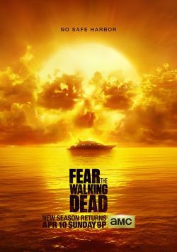 locandina del film FEAR THE WALKING DEAD - STAGIONE 2