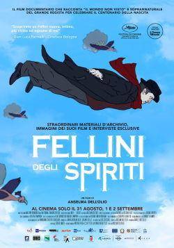 locandina del film FELLINI DEGLI SPIRITI