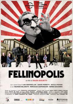 locandina del film FELLINOPOLIS