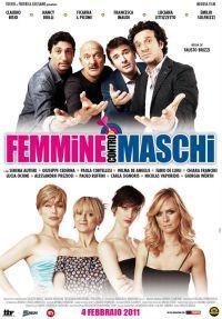 locandina del film FEMMINE CONTRO MASCHI