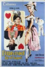 locandina del film FERDINANDO I, RE DI NAPOLI