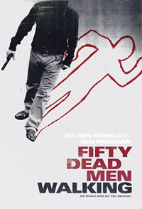 locandina del film FIFTY DEAD MEN WALKING