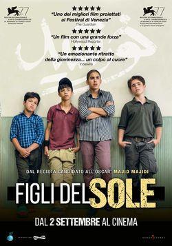 locandina del film FIGLI DEL SOLE