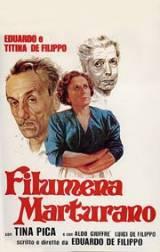 locandina del film FILUMENA MARTURANO
