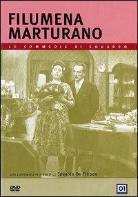 locandina del film FILUMENA MARTURANO (1962)