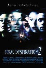 locandina del film FINAL DESTINATION 2