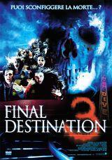 locandina del film FINAL DESTINATION 3