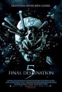 locandina del film FINAL DESTINATION 5