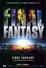 locandina del film FINAL FANTASY