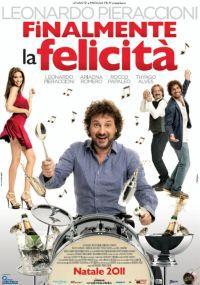 locandina del film FINALMENTE LA FELICITA'