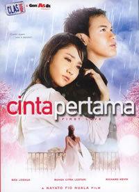 locandina del film FIRST LOVE  (2006)