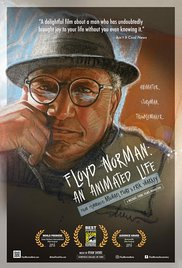 locandina del film FLOYD NORMAN: AN ANIMATED LIFE