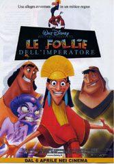 locandina del film LE FOLLIE DELL'IMPERATORE
