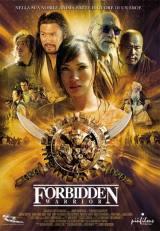 locandina del film FORBIDDEN WARRIOR