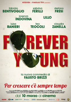 locandina del film FOREVER YOUNG