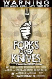 locandina del film FORKS OVER KNIVES