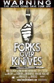 locandina del film FORKS OVER KNIVES