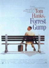 locandina del film FORREST GUMP