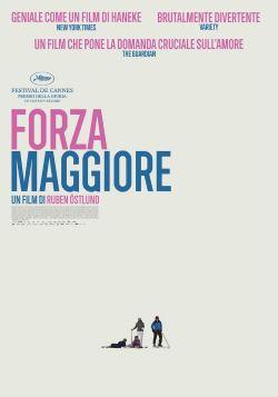 locandina del film FORZA MAGGIORE