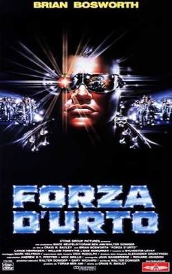 locandina del film FORZA D'URTO
