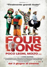 locandina del film FOUR LIONS
