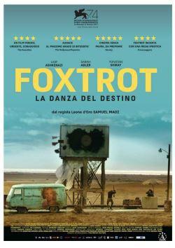 locandina del film FOXTROT