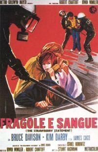 locandina del film FRAGOLE E SANGUE