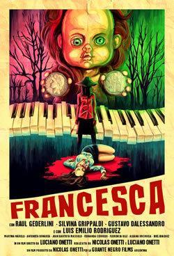 locandina del film FRANCESCA (2015)