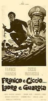 Franco E Ciccio… Ladro e Guardia (1969)