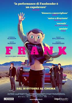 locandina del film FRANK