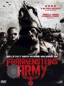 locandina del film FRANKENSTEIN'S ARMY