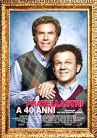 locandina del film FRATELLASTRI A 40 ANNI
