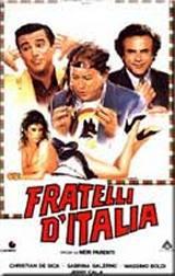 locandina del film FRATELLI D'ITALIA