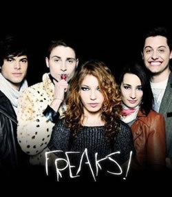 locandina del film FREAKS! - STAGIONE 1