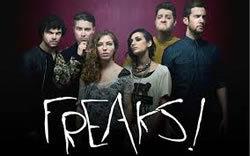 locandina del film FREAKS! - STAGIONE 2
