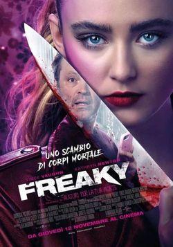locandina del film FREAKY