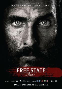 locandina del film FREE STATE OF JONES