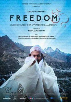 locandina del film FREEDOM (2021)