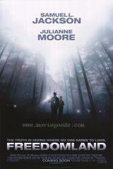 locandina del film FREEDOMLAND - IL COLORE DEL CRIMINE