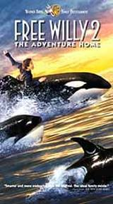 locandina del film FREE WILLY 2
