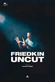 locandina del film FRIEDKIN UNCUT - UN DIAVOLO DI REGISTA