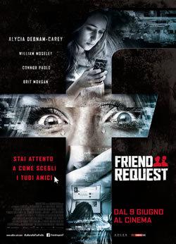 Friend Request – La Morte Ha Il Tuo Profilo (2016)