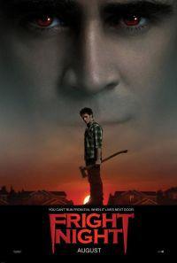 locandina del film FRIGHT NIGHT - IL VAMPIRO DELLA PORTA ACCANTO