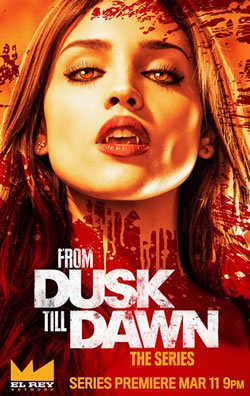 locandina del film FROM DUSK TILL DAWN: THE SERIES - STAGIONE 1