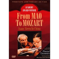 locandina del film FROM MAO TO MOZART: ISAAC STERN IN CHINA