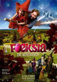 locandina del film FUCHSIA UNA STREGA IN MINIATURA