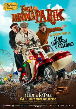 locandina del film FUGA DA REUMA PARK