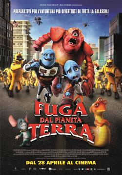 Fuga Dal Pianeta Terra (2016)