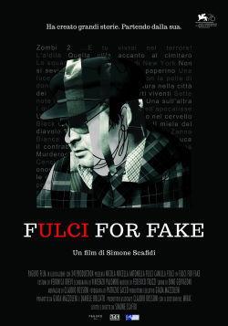 locandina del film FULCI FOR FAKE