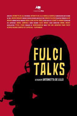 locandina del film FULCI TALKS - CONVERSAZIONE UNCUT CON LUCIO FULCI